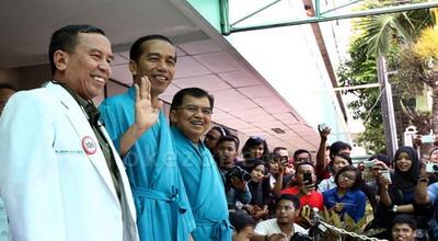 Rekening Jokowi-JK Bentuk Gratifikasi
