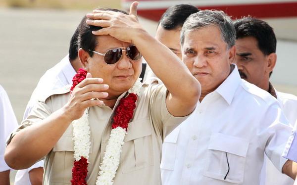 Prabowo Subianto (Foto: Dok Okezone)