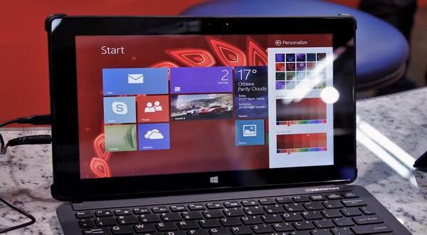 Wearnes Tantang Pasar Indonesia dengan Tablet Windows 8.1