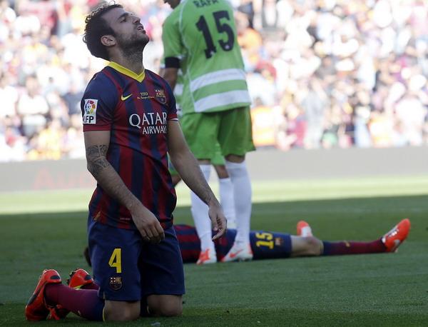Cesc Fabregas (foto: Reuters)