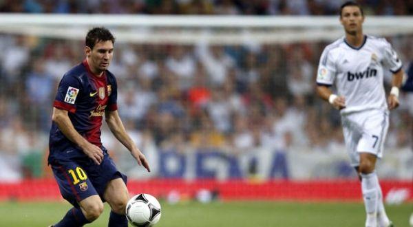 Lionel Messi dan Cristiano Ronaldo. (Foto: Reuters)