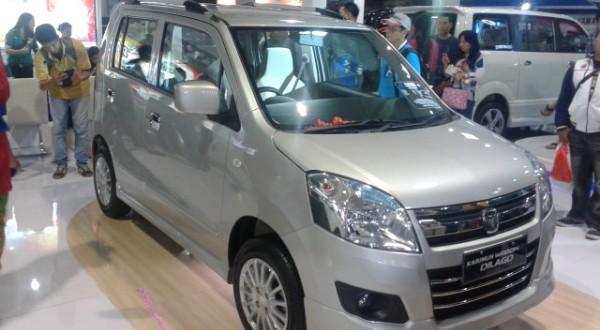 ... mobil murah ramah lingkungannya, Karimun Wagon R Dilago. Model ini