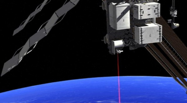 Pakai Laser, NASA Kirim Video dari Luar Angkasa