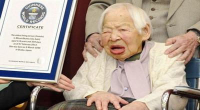 Tiga Rahasia Panjang Umur Orang-Orang Tertua di Dunia