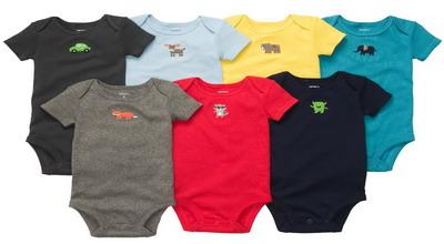 Tip Pilih Pakaian Bayi Jauh dari Zat Berbahaya