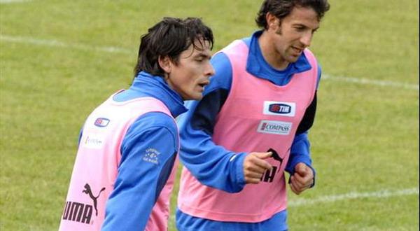 Agen resmi piala dunia : Del Piero: Tunjuk Inzaghi, Milan Berjudi