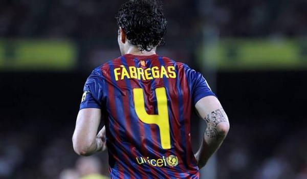 Agen resmi piala dunia - Fabregas Tak Temukan Kebebasan di Camp Nou