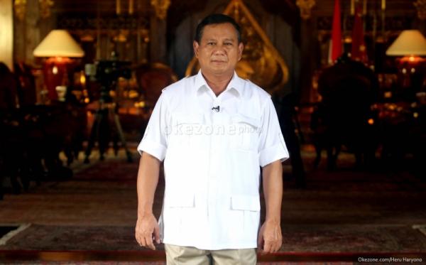 Prabowo Tersanjung Didukung Legislatif Demokrat
