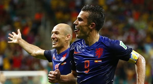 "Agen resmi piala dunia - ""Robben Datang, Rooney Tinggalkan United"""