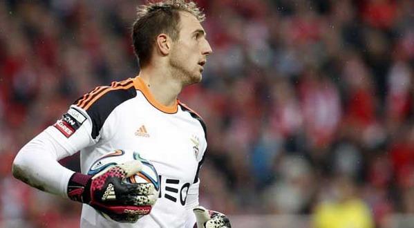 Agen resmi piala dunia - Trio La Liga Berminat Datangkan Kiper Benfica