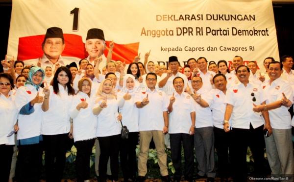 Prabowo Diyakini Akan Lanjutkan Program SBY