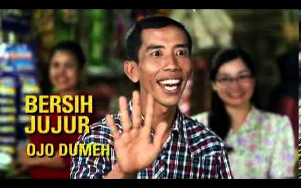 Pemeran Iklan Jokowi KW2 Dinilai Vulgar