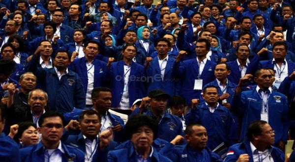 Dukungan Fraksi Demokrat Bikin Prabowo-Hatta Lebih Pede