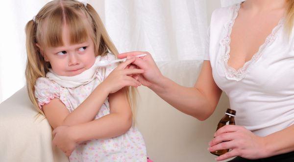 Jika si Kecil Alergi Antibiotik