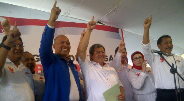 Demokrat Jabar Tegaskan Dukungan untuk Prabowo-Hatta
