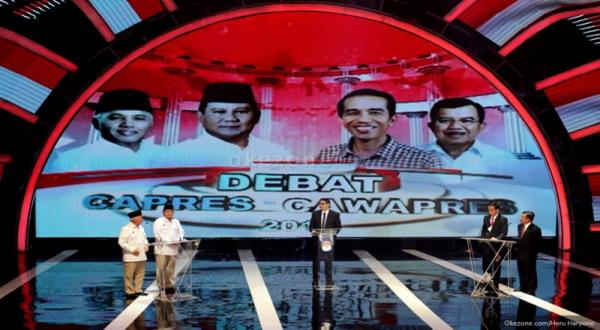 Ini yang Mesti Capres Paparkan saat Debat ke-3