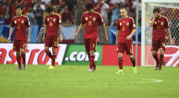 Spanyol Pulang Kandang Lebih Cepat