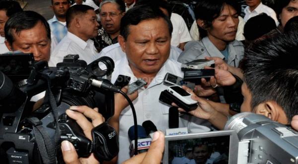 Dukungan Fraksi Demokrat ke Prabowo-Hatta Tanpa Kontrak Politik