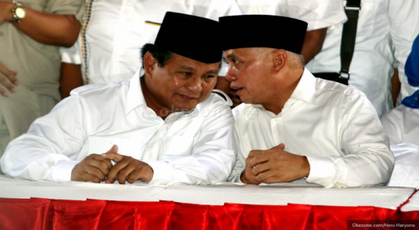 Prabowo Perkuat Internal, Hatta Jelajahi Sumut