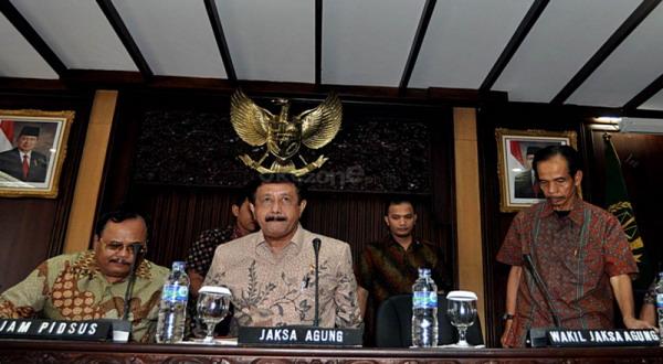 Pecat Jaksa Agung jika Terbukti Ada Deal dengan Mega