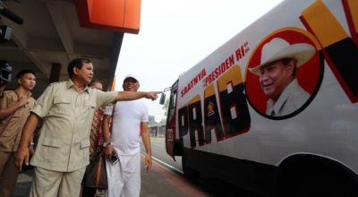 Prabowo Akan Sowan dengan Tokoh Masyarakat di Jateng