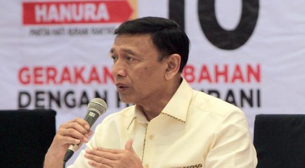 Tim Advokasi Prabowo-Hatta Laporkan Wiranto ke Bawaslu