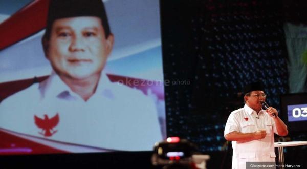 Prabowo Pilih Pikirkan Nasib Rakyat ketimbang Meladeni Wiranto