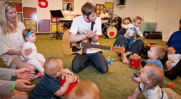 Musik Bantu Tingkatkan Kemampuan Kognitif Anak