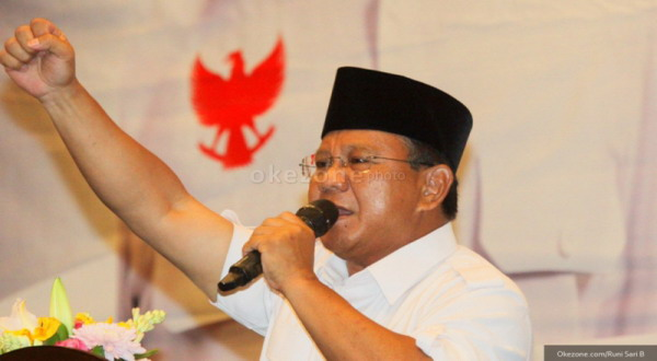 Mantan Komandan: Prabowo Itu Prajurit Brilian