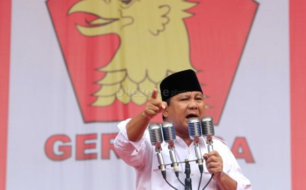 Serangan Kampanye Negatif Terhadap Prabowo 'Basi'