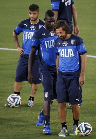 Inilah Kelemahan Italia !!!