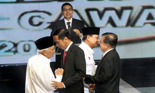 Kubu Jokowi Janjikan Kejutan di Debat Capres