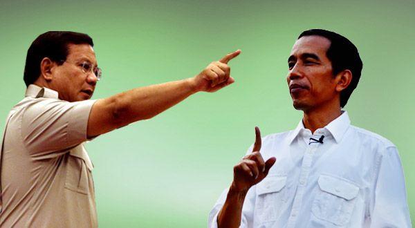 Jelang Debat Lawan Jokowi, Prabowo Matangkan Materi