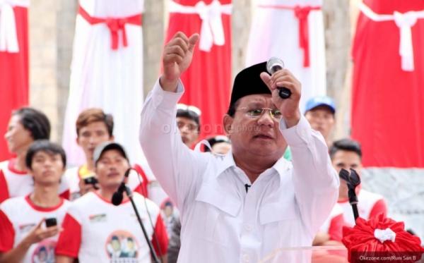 Prabowo Kuasai Panggung Debat Capres Ketiga
