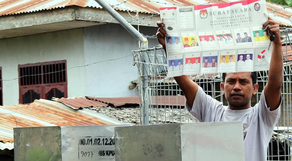 Bawaslu Jateng Diam-Diam Periksa Wakil Bupati Purbalingga