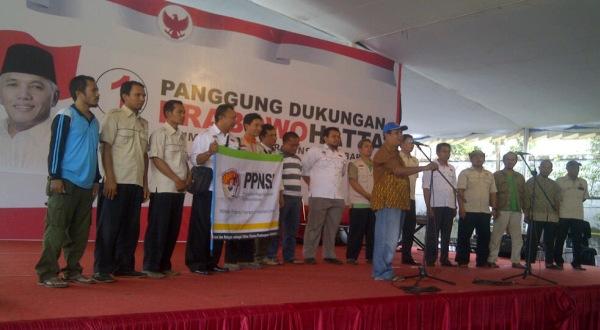 Guru-Guru Sekolah Swasta Kompak Dukung Prabowo-Hatta