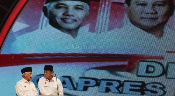 Prabowo-Hatta Unggul dari Pasangan Joko Widodo-JK