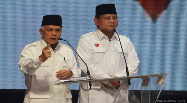 Diserang Isu Pribadi, Prabowo-Hatta Tetap Cool