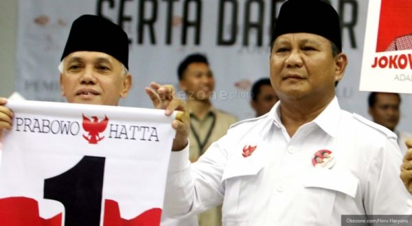 Tim Prabowo-Hatta Terorganisir dengan Baik