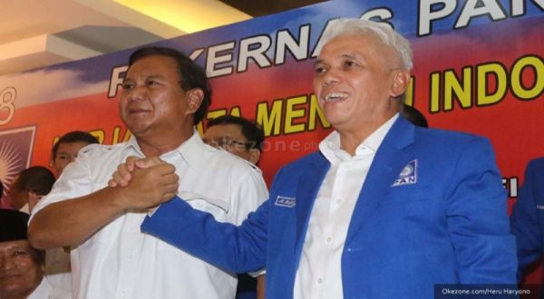Jaman Siap 'Sisir' Sumbar untuk Menangkan Prabowo-Hatta