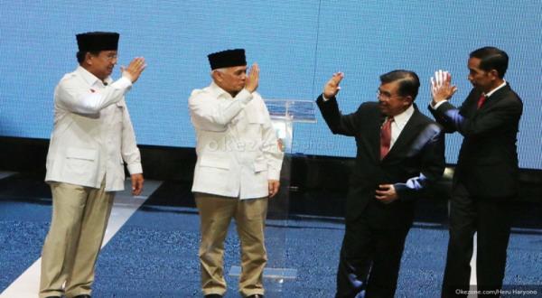 """""""Pilpres 2014 Akan Berlangsung 1 Putaran"""""""