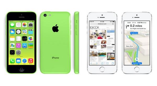 Harga iPhone 5C dan 5S Dipangkas Hingga Rp1 Juta