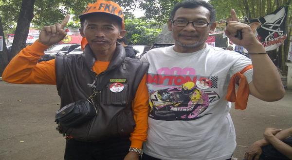 Kecewa dengan Megawati, Karyawan PT DI Dukung Prabowo-Hatta