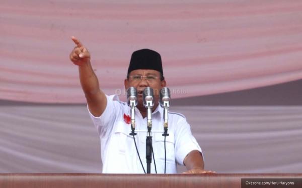Prabowo Ingin Benahi Persoalan Haji
