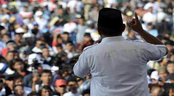 Ramadan, Tim Prabowo-Hatta Getol Turun ke Pasar