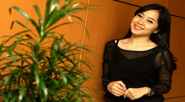 Karina Salim Tak Terobsesi Turunkan Berat Badan