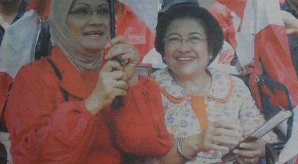 Dukungan Rustriningsih Jadi Energi Baru Prabowo-Hatta