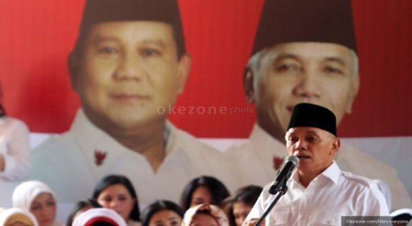 Tim Advokasi Prabowo-Hatta Laporkan KPU ke Bawaslu