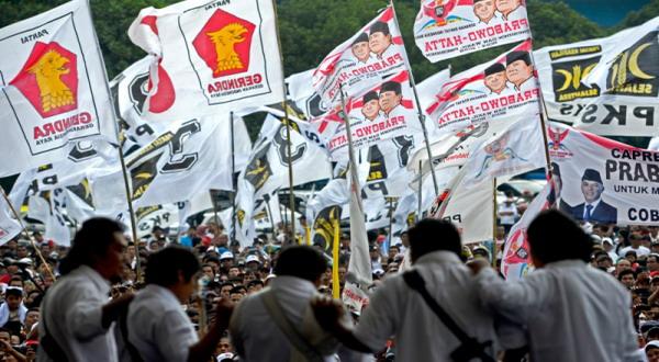 Pilpres Makin Dekat, Prabowo-Hatta Fokus Garap Pulau Jawa