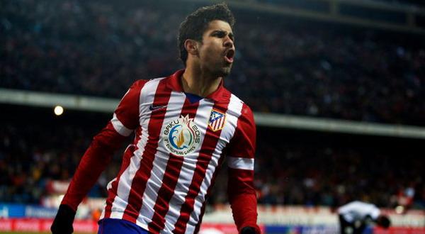 Chelsea Diego Costa Liga Inggris Premier League Sepak Bola